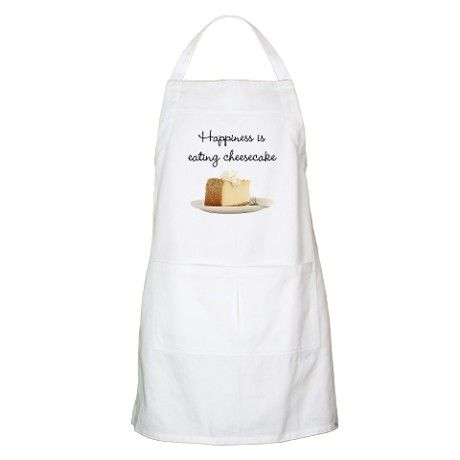 CHEESECAKE Apron on CafePress.com