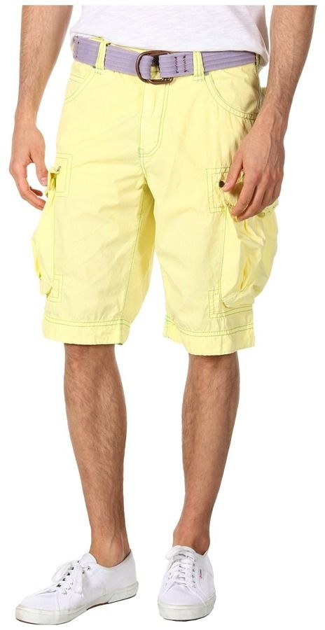 $115, Yellow Shorts: Jet Lag Aca Short. Sold by 6pm.com. Click for more info: https://lookastic.com/men/shop_items/20422/redirect
