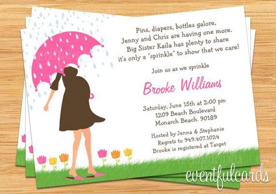 Baby sprinkle shower invitation for girl also available in boy baby sprinkle shower invitation for girl also available in boy filmwisefo Gallery