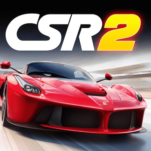 تحميل لعبة csr racing