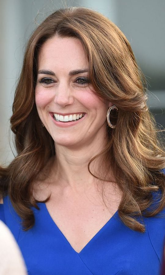 The Duchess has been a patron of SportsAid since 2013.