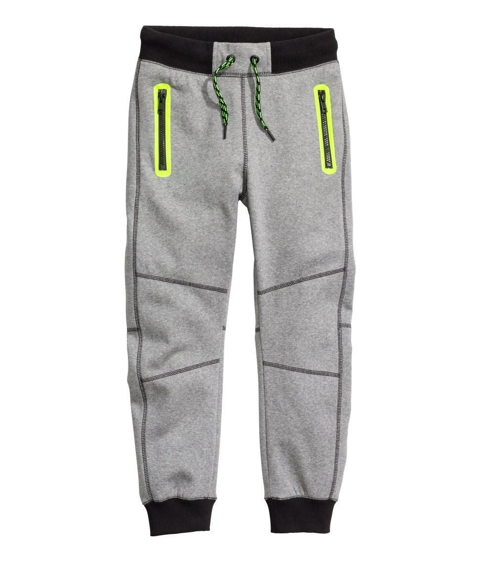 634b742cc3 Joggers | H&M Kids | H&M KIDS | Kids outfits, Mens sweatpants, Boy ...