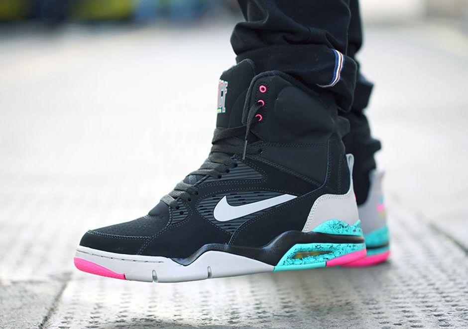 Nike Air Command Force Spurs | Nike