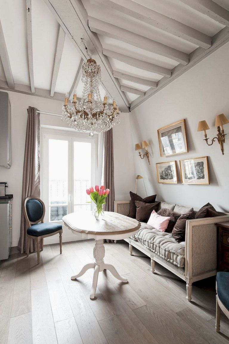 103 Amazing Parisian Chic Apartment Decor Ideas Apartmentdecor Apartmentliving Apartmentdecoratingideas