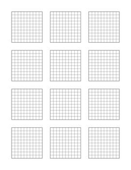 Delicate image for printable hundred grids