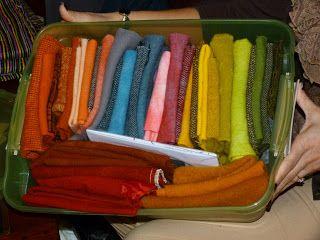 Wool Dyeing Tutorial #dyeingtutorials