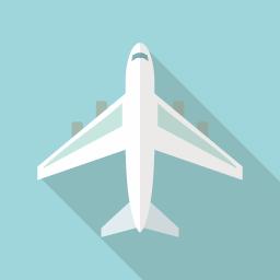 ジェット飛行機のアイコン素材 その3 飛行機 イラスト 飛行機 アイコン イラスト