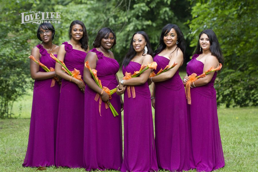 Pin by Beautiful Brown Bride on Brown Bride and Bridesmaids ...