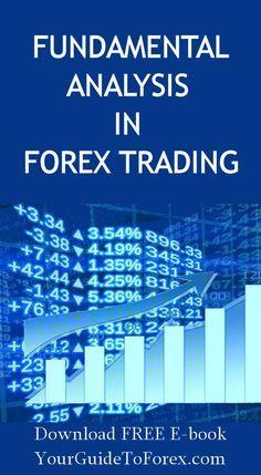 Forex trading financial flow analysis