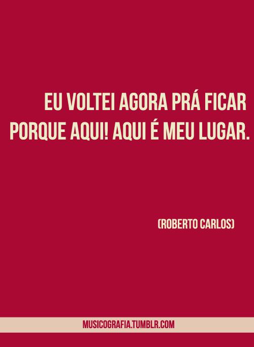 O Portão Roberto Carlos Certas Canções
