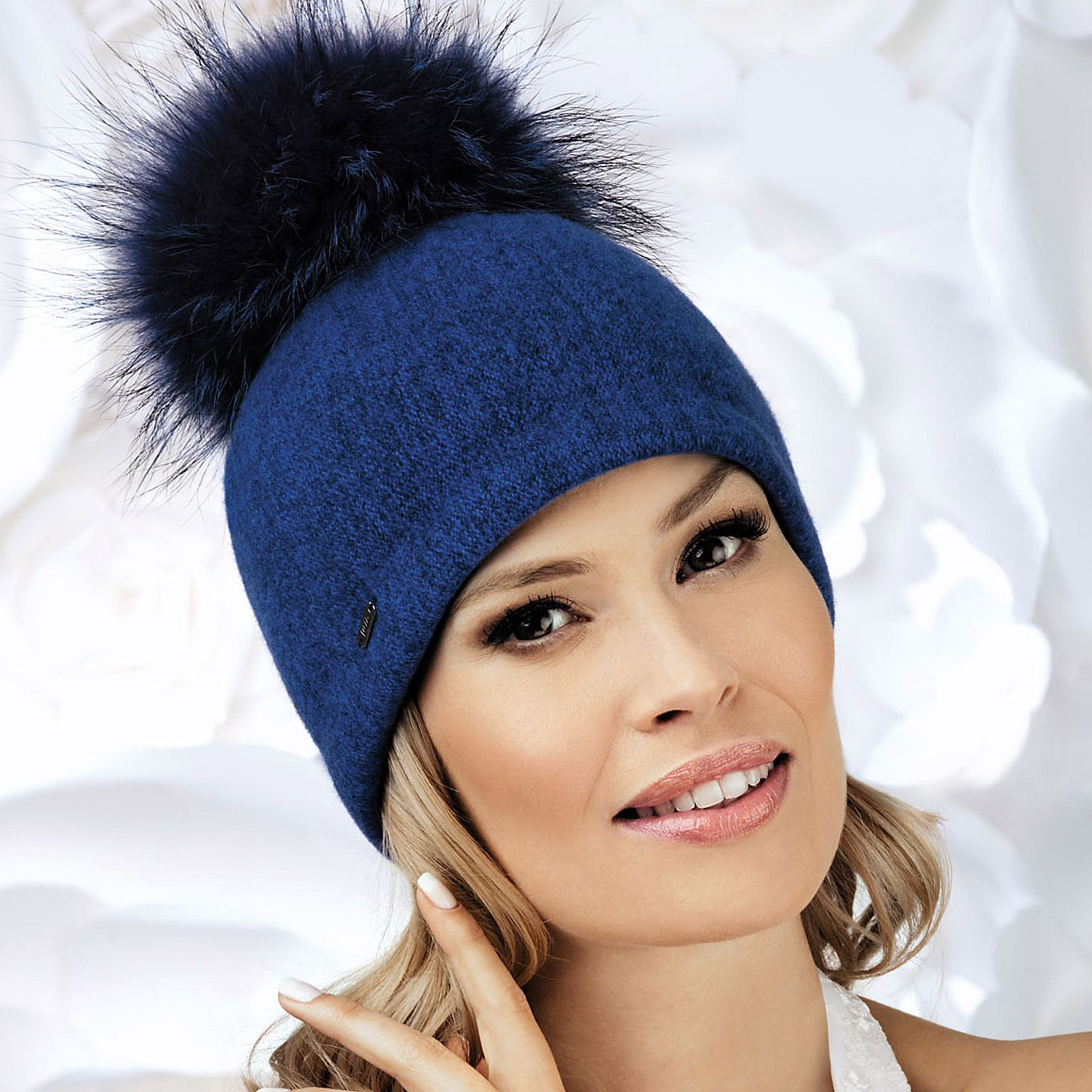 b5114c17efc For lovers of the pom pom hat