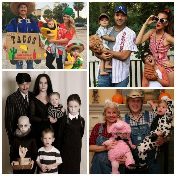 Family Themed Costumes Family Costumes Family Themed Halloween Costumes Farmer Halloween Costume
