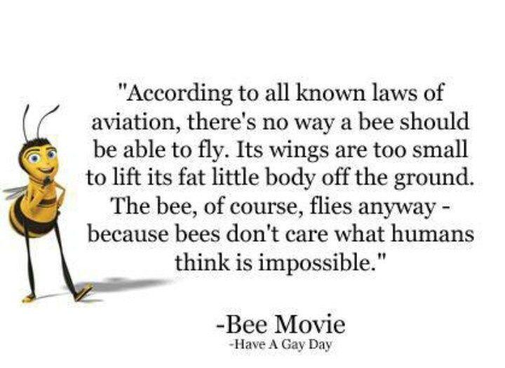 Bee Movie Quotes disney bee movie quote   Hľadať Googlom | quotes | Pinterest  Bee Movie Quotes