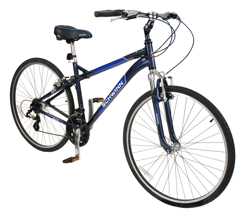 schwinn hydra hybrid road mountain bike