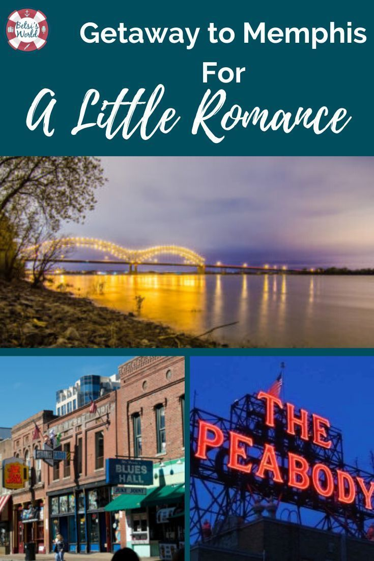 When it comes to planning romantic getaways in the south, you don't have to think much further than the beach. There is no better way to connect and unwind with your sweetie than by planning a romantic Memphis getaway. #memphis #getaway #vacation #travel