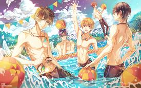 Free! Anime Iwatobi Swim Club a434