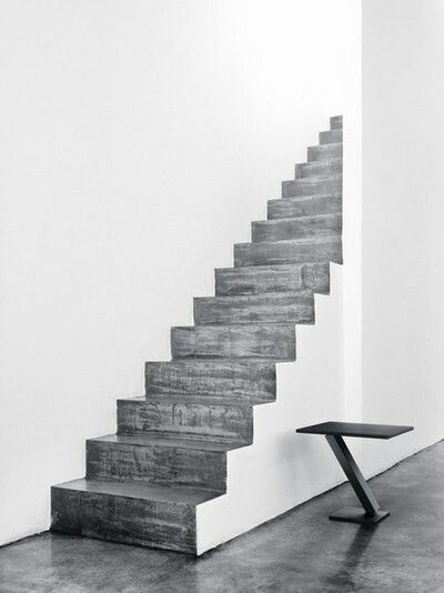 Desalto Presents Element By Tokujin Yoshioka At Isaloni Concrete Stairs Interior Stairs Stairs Design