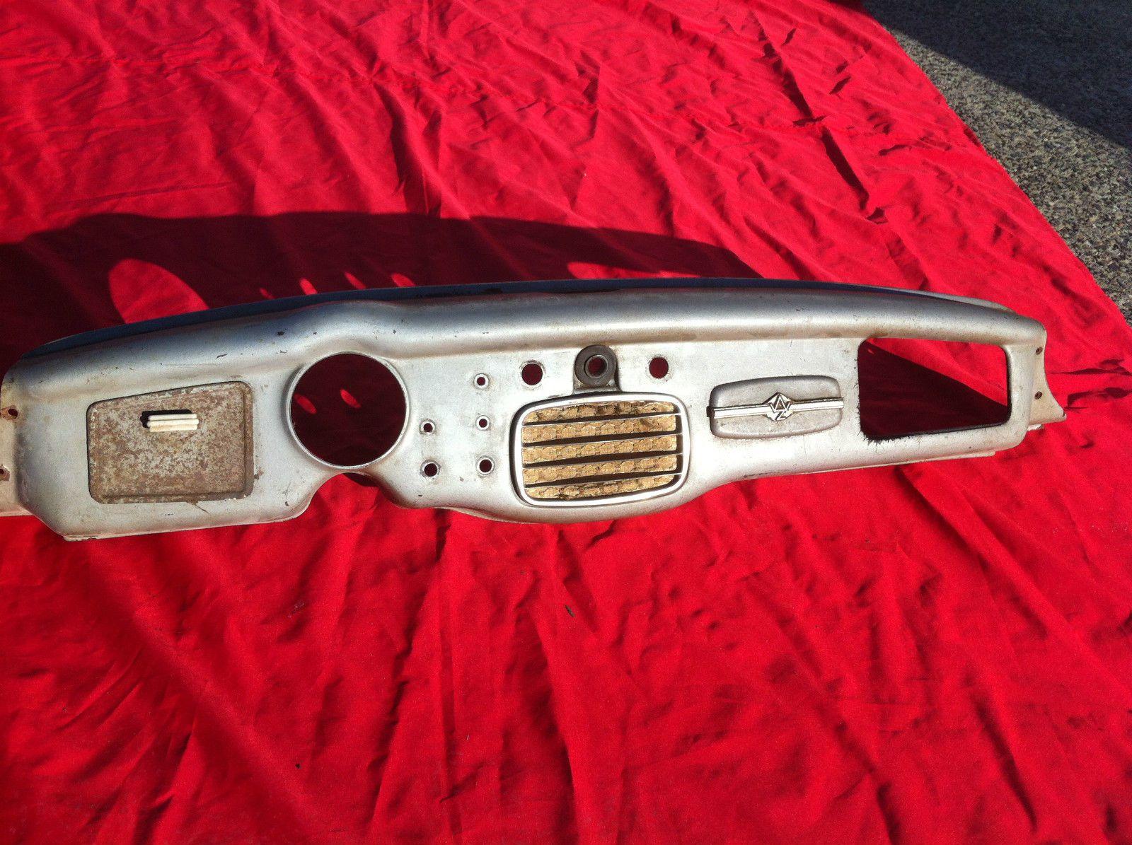 Armaturenbrett P70 AWZ Emblem DDR IFA VEB Oldtimer AWZ Radioblende ... | {Armaturenbrett oldtimer 16}