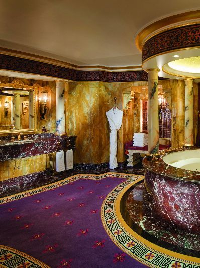 The World S Most Luxurious Hotel Bathrooms Mansions Zimmer Madchen