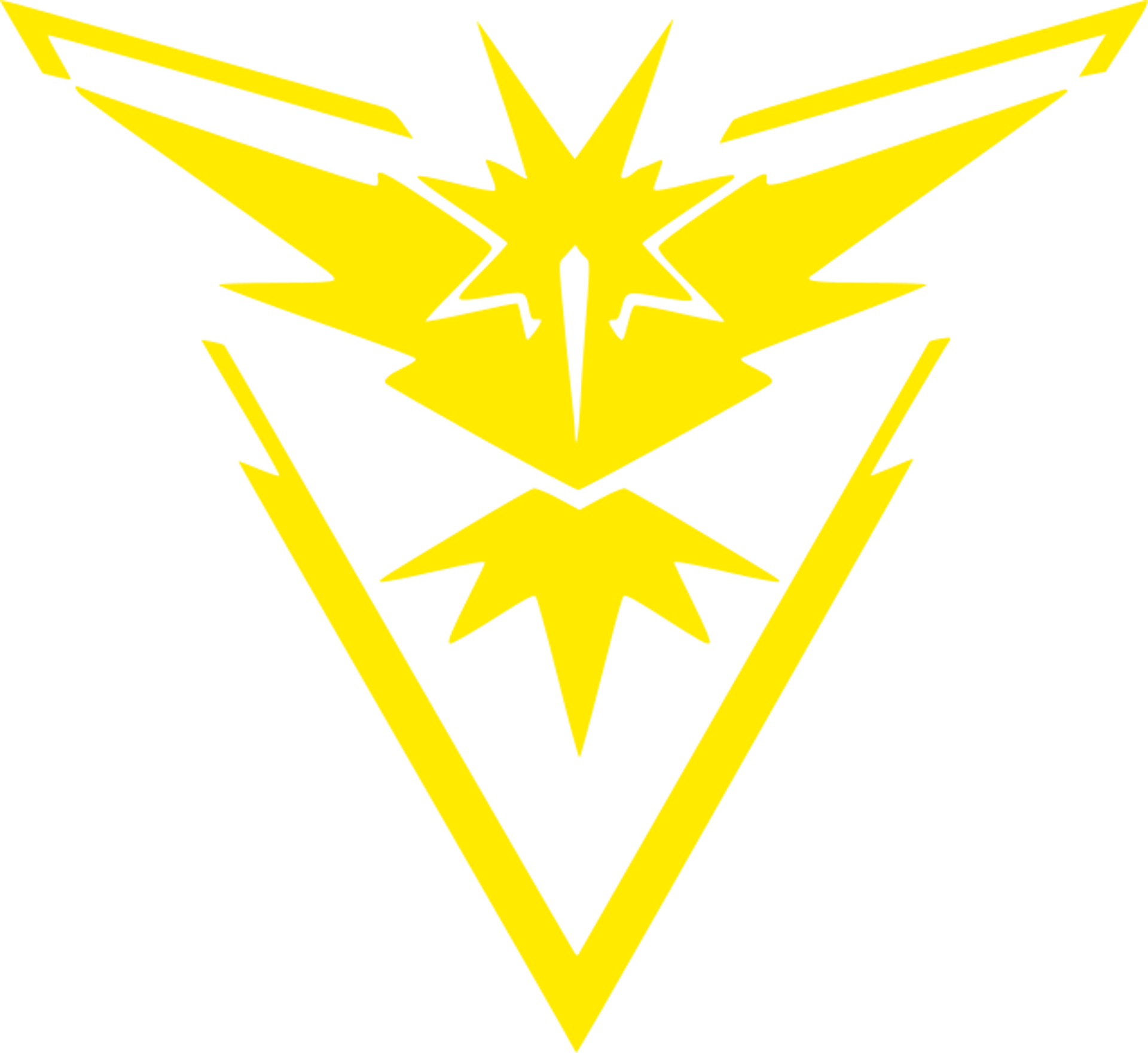 Find Out How Your Pokemon Match Up Against Other People In Your Team Pokemon Go Team Instinct Pokemon Teams Team Instinct Pokemon