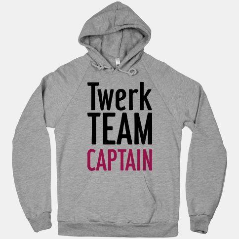 Team Twerk Miley Cyrus Tongue Twerking Dancing Music Mens Hoodie Sweatshirt