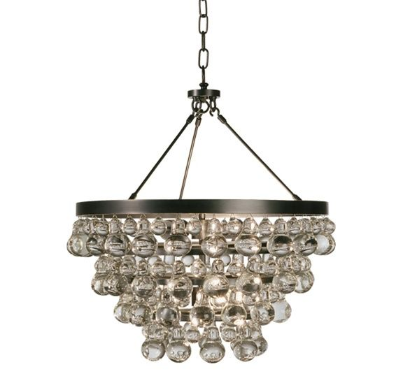 master bathtub bling crystal chandelier bronze by robert abbey z1000