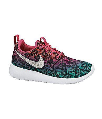 Nike Girls Roshe Roshe Roshe Run Running Zapatos Dillards Estilos Preferidos. 88695f