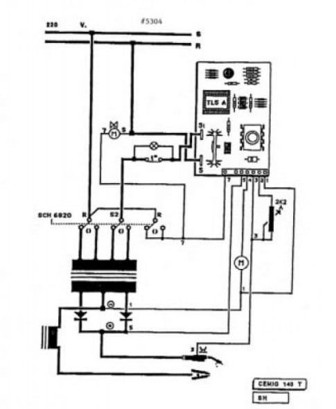Chicago Electric Arc Welder 140 Wiring Diagram di 2020