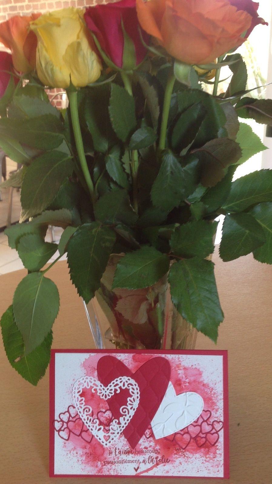 Combien De Rose Pour La St Valentin joyeuse saint valentin!   joyeuse saint valentin, bon pour