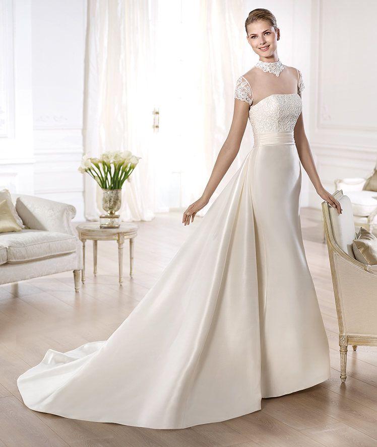 ONORA » Wedding Dresses » 2014 Costura Collection » Pronovias (Shown ...
