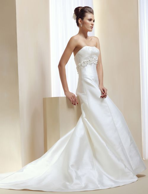 catalogo vestidos de novia ref: 5061 | algunos de los vestidos just