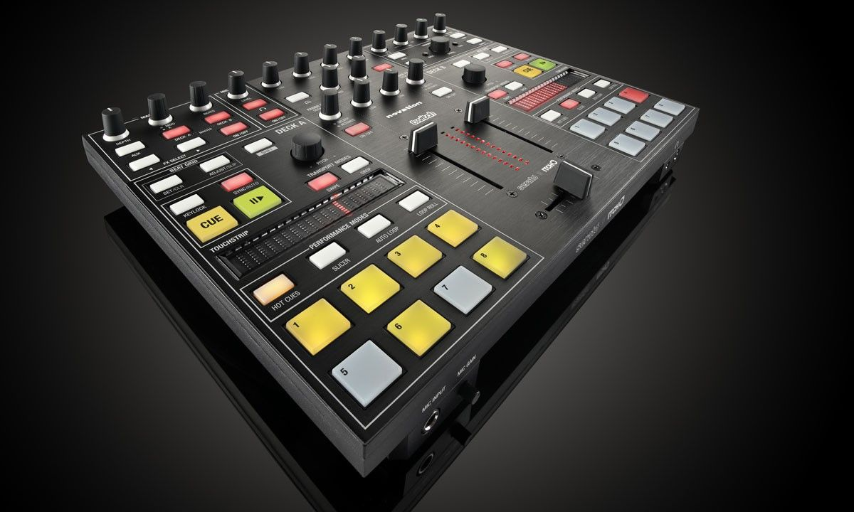 Novation TWITCH DJ Touchstrip Controller