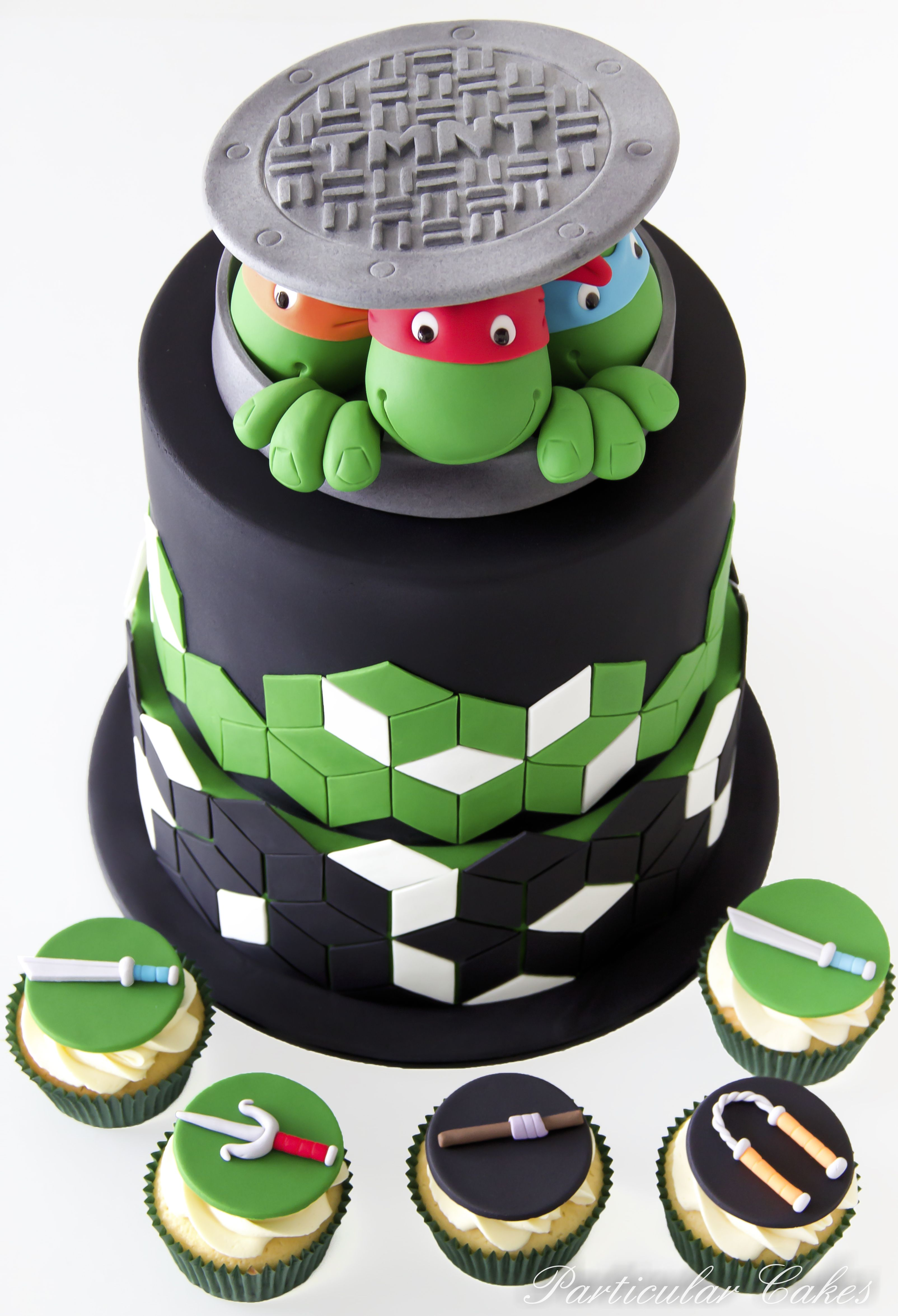 Birthday Cakes Ninja Turtle Cake Teenage Mutant Ninja Turtle Cake Ninja Cake