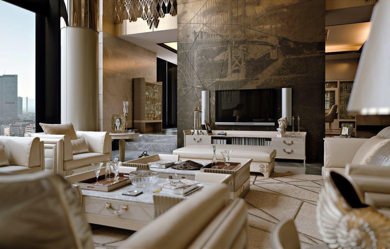 Interiors luxury by inside studio architettura d 39 interni for Interni architettura