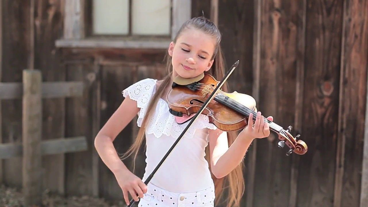 Shape Of You Ed Sheeran Violin Cover By Karolina Protsenko Youtube Shape Of You Ed Violin Good News Today