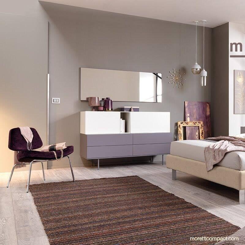 🎨👫 Per la tua camera da #letto ritorna all\'essenziale e usa colori ...