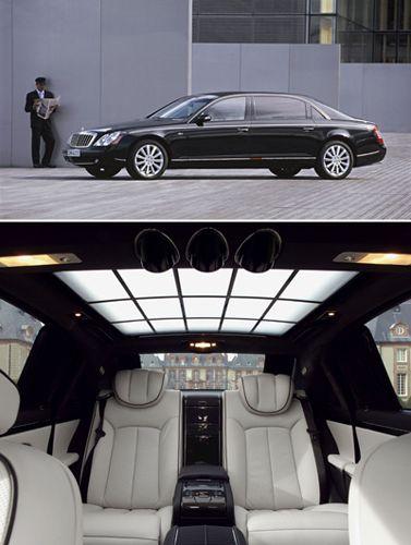 Maybach-Motorenbau GmbH is a company of luxury cars from Germany ...