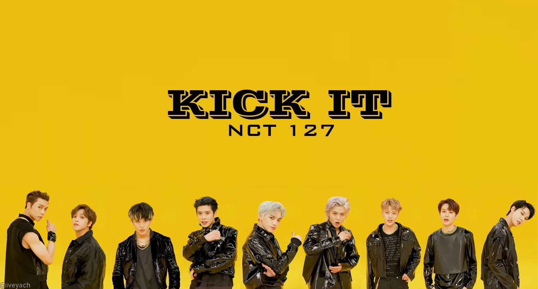 Nct127 Nct Kickit Desktop Wallpaper Di 2020 Pacar Pria Gambar Olahraga Perut