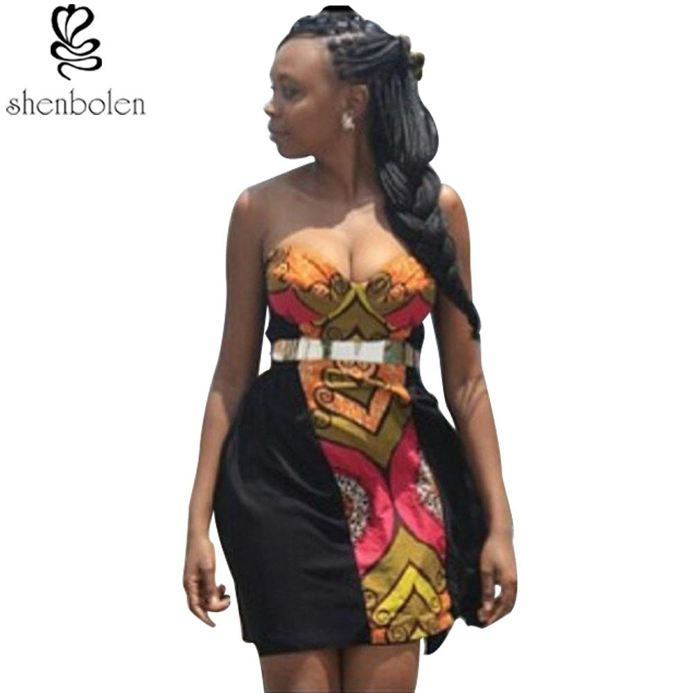 Click to buy ucuc summer african dresses for women ankara wax