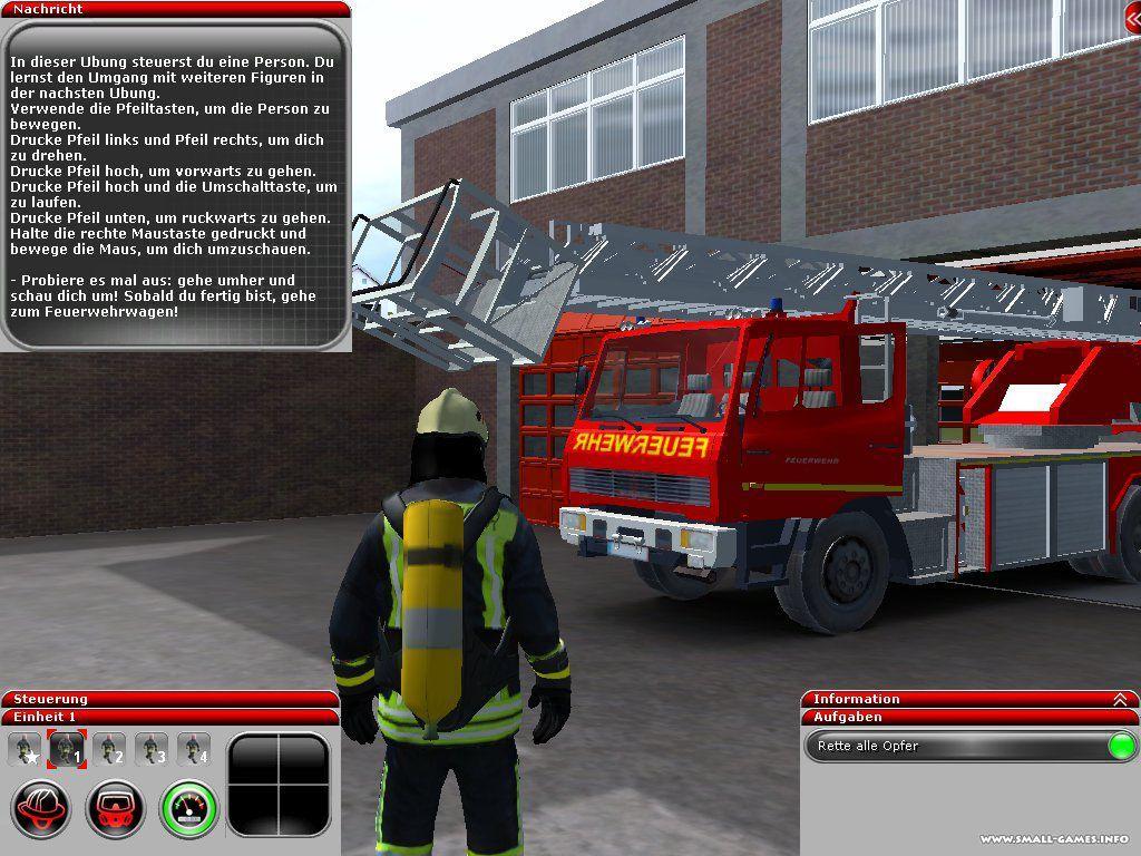 Скачать симулятор пожарника на русском