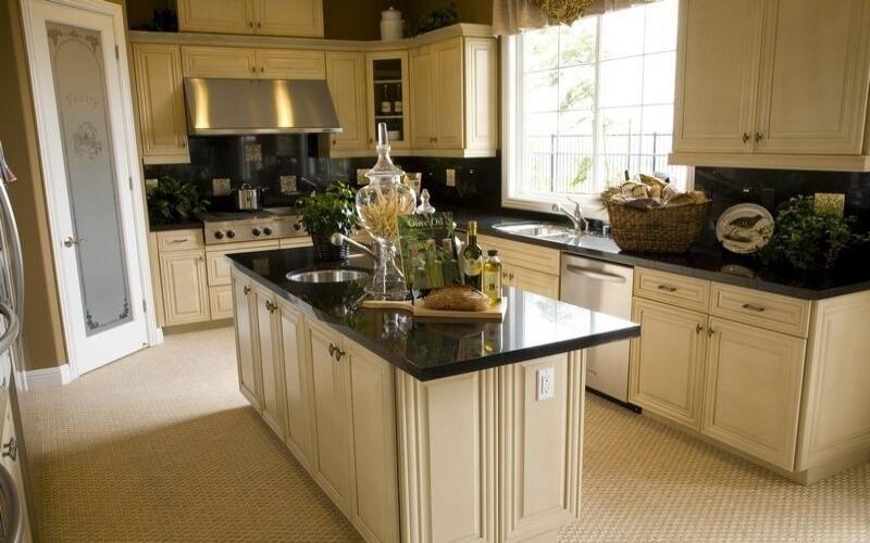 Casa Blanca Glazed Kitchen Cabinets Rta Cabinet Store Antique