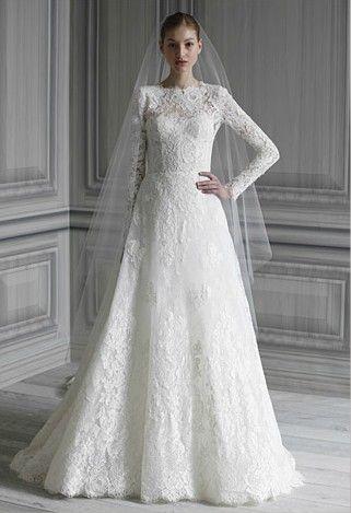 robe de mariee pas cher manche longue