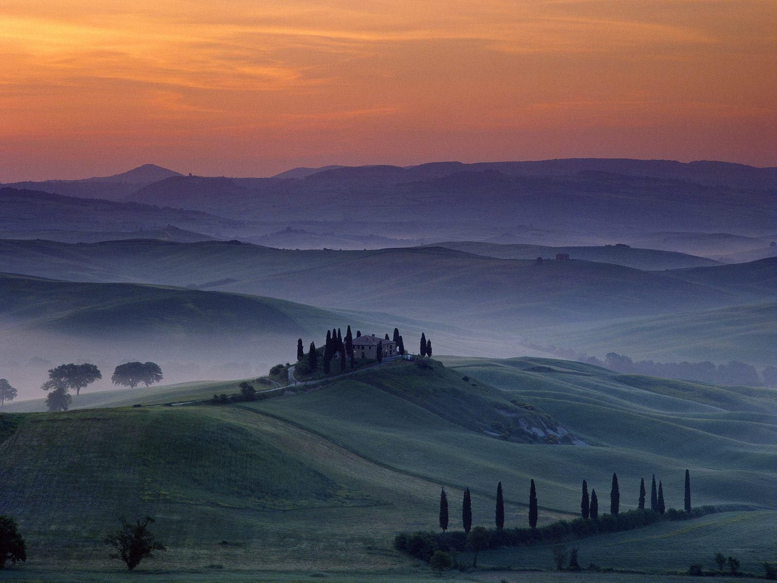 Tuscany Wallpapers Wallpaper Cave Beautiful scenery