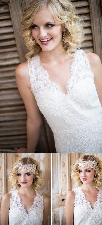 Gorgeous look beauty by design visage studio emp la novia