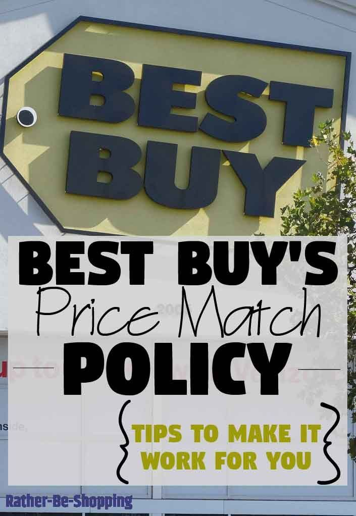 Best Buy Price Match Insider Ninja Tips To Help You Save Big Cool Things To Buy Best Money Saving Tips Smart Money