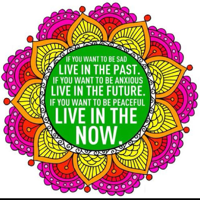 ☮ American Hippie Quotes ~ In the moment