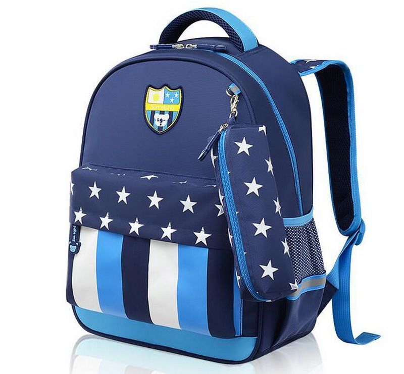 cb2274604c98 Find More School Bags Information about Orthopedic Children Backpack  Primary Elementary School Bags Shoulder Bags Mochila Knapsack For Teenagers Kids  Boys ...