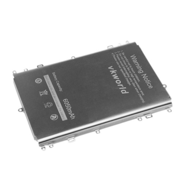 Original Large Capacity 6050mAh Lithium-ion Battery For vkworld VK6050s