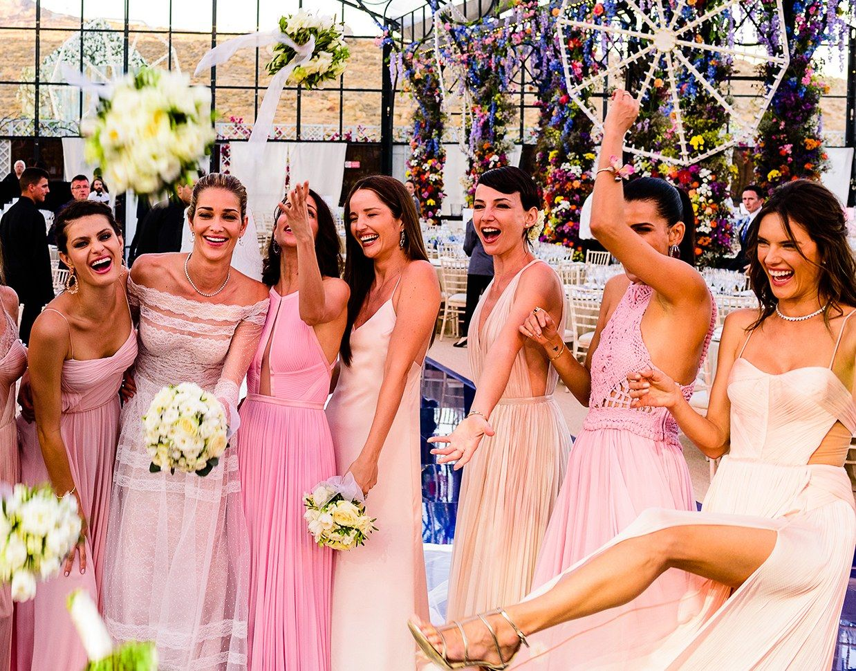 How to choose bridesmaid dresses that actually look good hard to how to choose bridesmaid dresses that actually look good ombrellifo Images