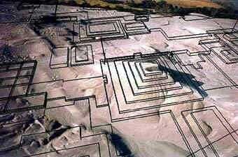 Cahuachi La Ciudad De Barro Más Grande Del Mundo Terrae Antiqvae Ciudades Mundo Arqueología